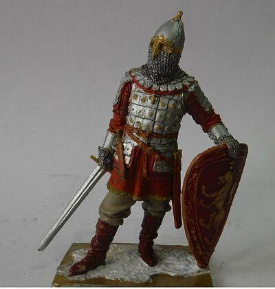 доспехи русского воина 13 века фото